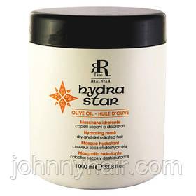 Маска для інтенсивного зволоження сухого волосся RR Line Hydra Star 1000 мл