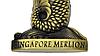 Магнит на холодильник сувенир символ Сингапура Merlion Singapore лев-рыба, фото 5