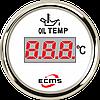 Цифровой датчик температуры масла, ECMS белый