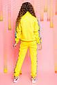 Модный Детский спортивный костюм на девочек ТМ Barbarris Размеры 134-164 Новинка!, фото 4