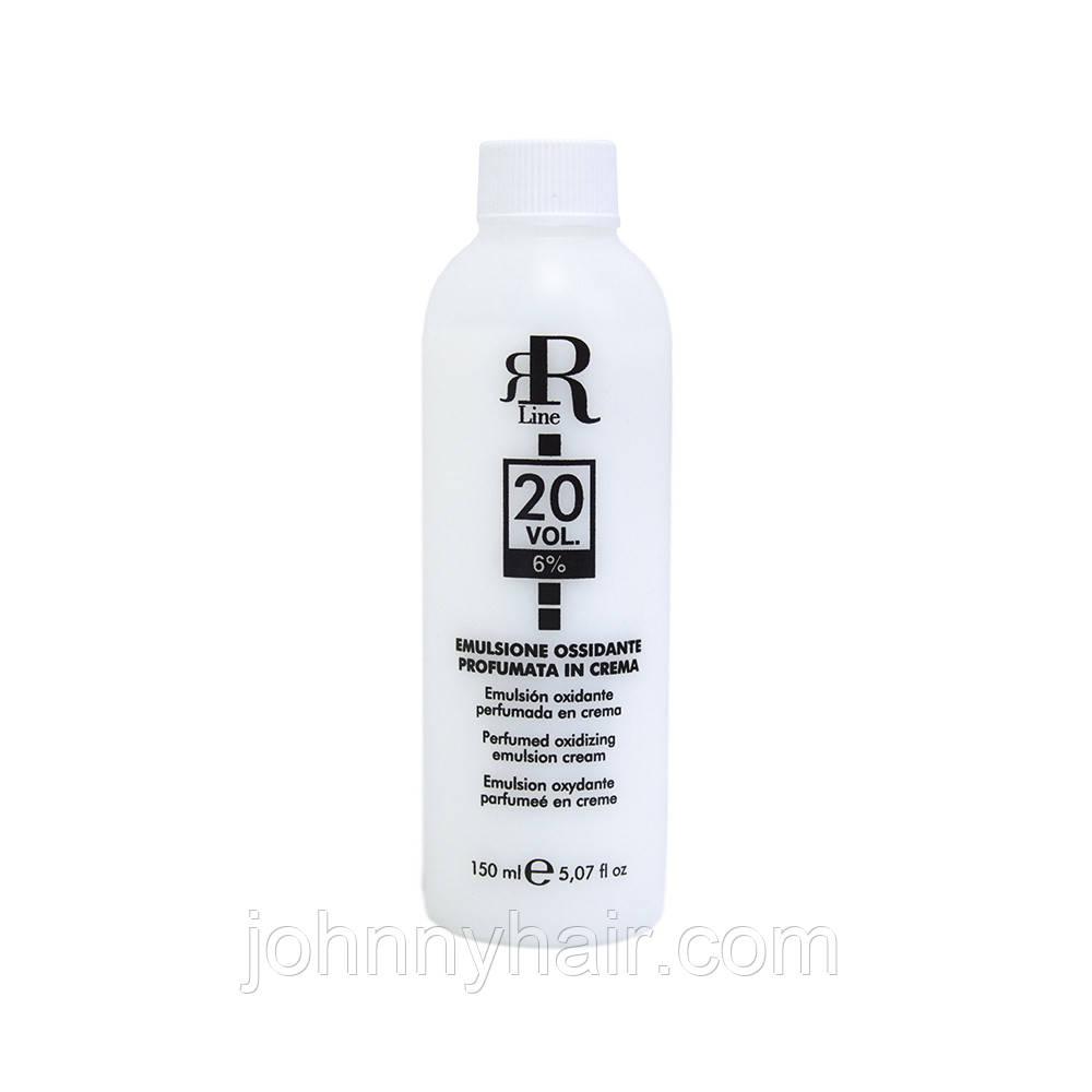 Окислительная эмульсия RR Line 6% (20 Vol.) 150 мл