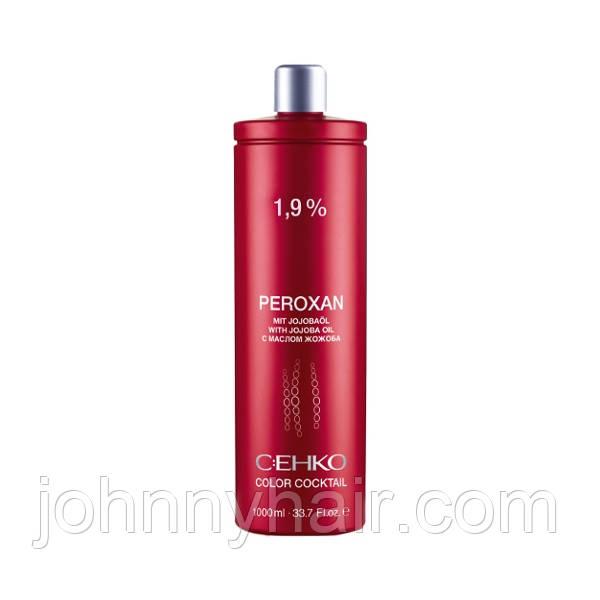 Бальзам-окислитель для волос C:EHKO 1,9% 1000 мл
