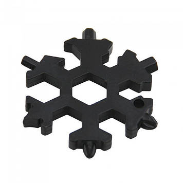 18 в 1 Мультитул отвертка в виде снежинки snowflake wrench tool Оригинал