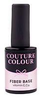 Основа под гель-лак Naomi Couture Colour Revital Fiber Base & Clear Milk 9 мл