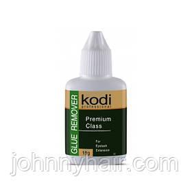 Рідина для зняття штучних вій Kodi Professional 15 мл