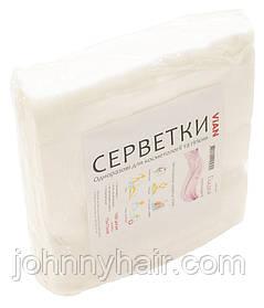 Серветки, складені Vian гладкі, 15*15 100 шт