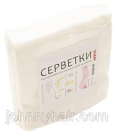 Серветки, складені Vian гладкі, 20*20 100 шт