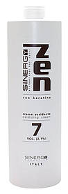 Крем-активатор с кератином 2% ZEN Sinergy 1000 мл