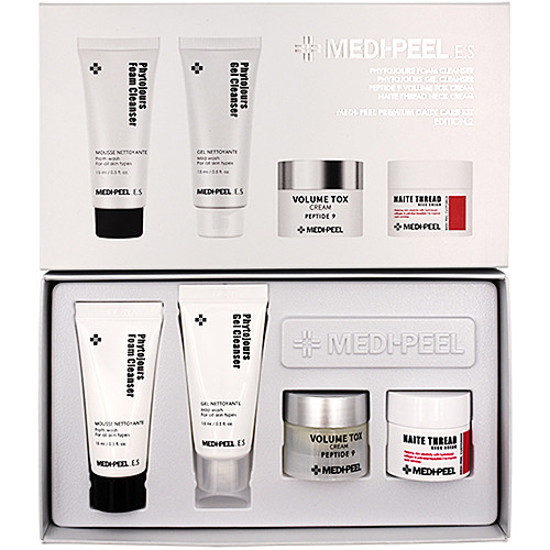 Medi-Peel Peptide 9 Skincare Trial Kit Набор омолаживающих средств с пептидами