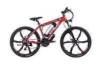 Электровелосипед ActiveRide Ferrari