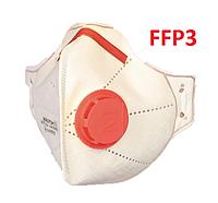 Маска-респиратор Микрон, степень защиты FFP3 (вирусы, бактерии, споры) ОРИГИНАЛ!