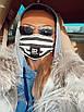 Защитная дышащая маска для лица 18ar04, фото 5