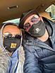 Защитная дышащая маска для лица 18ar04, фото 8