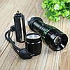 Тактический фонарь POLICE BL 8455 Q5 50000W фонарик 500 Lumen Оригинал, фото 5