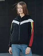 Женская ветровка Staff retro2 black