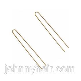 Шпильки для волосся Eurostil коричневі 65 мм*20 шт