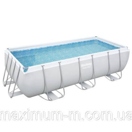 Bestway Надувний басейн Bestway 56251 (404х201х100) з картриджних фільтрів