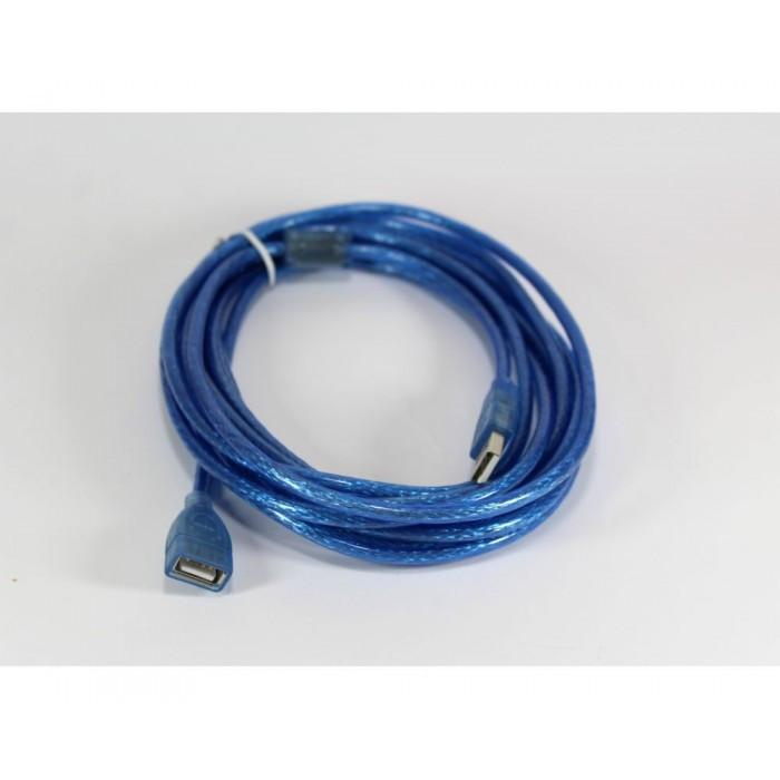 Кабель удлинитель, шнур USB - OTG USB 5 м Оригинал