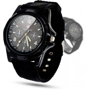 Мужские часы Swiss Army Чёрные Оригинал