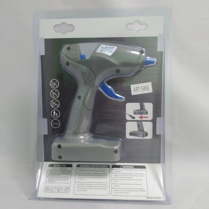 Пистолет для силиконового клея S 609 от сети 220v + Клеевые стержни Оригинал