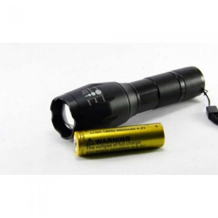 Тактический подствольный фонарь POLICE BL-8831 T6 150000W фонарик 1000 Lumen Оригинал