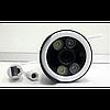 Камера настенная потолочная уличная 2 в 1 CAMERA CAD 7010 WIFI ip БЕЛАЯ Оригинал, фото 3
