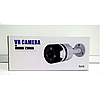 Камера настенная потолочная уличная 2 в 1 CAMERA CAD 7010 WIFI ip БЕЛАЯ Оригинал, фото 5