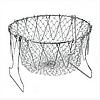 Складная решетка - дуршлаг Magic Kitchen Chef Basket Оригинал, фото 2