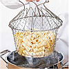 Складная решетка - дуршлаг Magic Kitchen Chef Basket Оригинал, фото 4