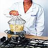 Складная решетка - дуршлаг Magic Kitchen Chef Basket Оригинал, фото 5