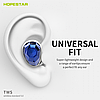 Беспроводные наушники TWS Hopestar E6 Bluetooth гарнитура 500 МАч Синие Оригинал, фото 2