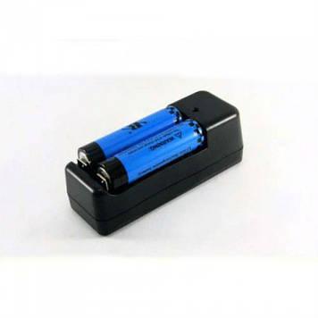 Зарядное устройство на 2 аккумулятора 18650 зарядка Оригинал