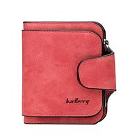 Гаманець жіночий Baellerry N2346 (7102)  plumb red