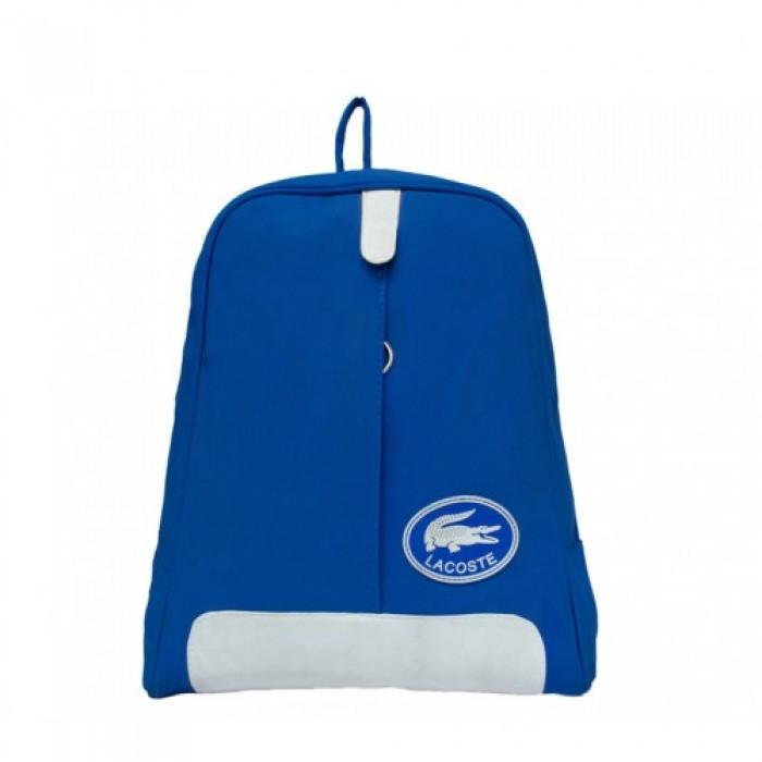 Дорожная сумка рюкзак City backpack Lacoste 3009 голубой Оригинал