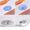 Автомобильный Ланч бокс с подогревом VJTech YS-001 от сети 12В оранжевый Оригинал, фото 5
