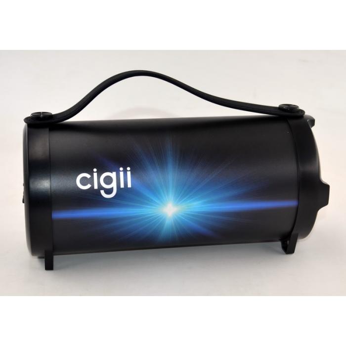 Портативная стерео bluetooth колонка Cigii S11A Чёрный Оригинал