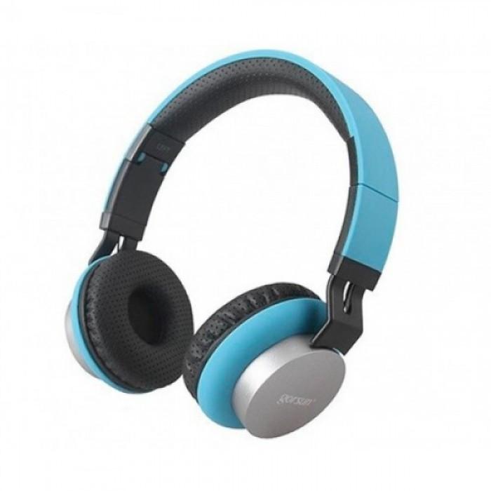 Беспроводные Bluetooth Стерео наушники Gorsun GS-E89 Синие Оригинал
