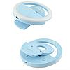 Вспышка-подсветка для телефона селфи-кольцо Selfie Ring Ligh Голубой Оригинал, фото 3