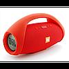 Портативная bluetooth колонка JBL Boombox BIG FM MP3 Красная Оригинал, фото 3