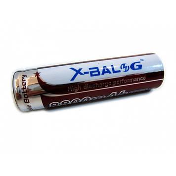 Аккумулятор Li-ion X-Balog 4.2V 18650 8800 mah Оригинал