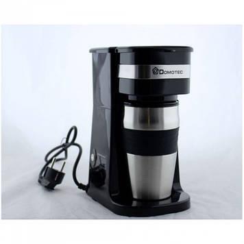Капельная кофеварка DOMOTEC MS-0709 кофе машина 700ВТ Оригинал