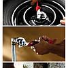 Универсальный ручной разводной гаечный ключ Snap'N Grip 2 ключа Оригинал, фото 5