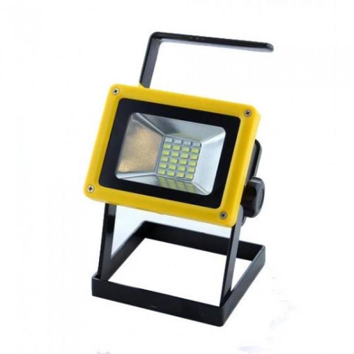 Ручной прожектор с полицейской мигалкой X-Balong 204 Оригинал
