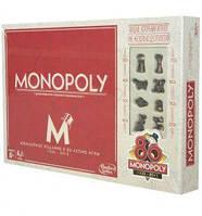 Детская Развивающая Экономическая Настольная Игра Монополия Юбилейный выпуск 80 лет Русский язык Monopoly