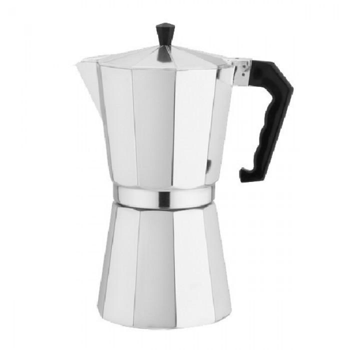 Кофеварка гейзерная FRICO FRU-173 на 9 чашек Оригинал