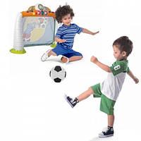 Детский Игровой Интерактивный Развивающий Спортивный Центр Футбольная Лига, звук. и свет. эффекты Chicco Чико