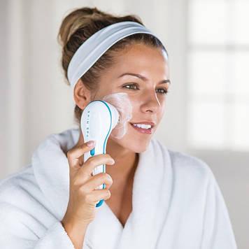 Щетка Spin Spa Cleansing Facial Brush для чистки лица Оригинал