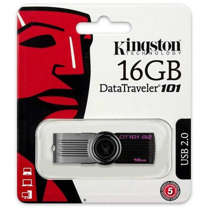 Флеш память Kingston 16GB флешка Оригинал
