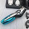 Машинка для стрижки GEMEI GM-562 11 в 1 триммер бритва Оригинал, фото 5