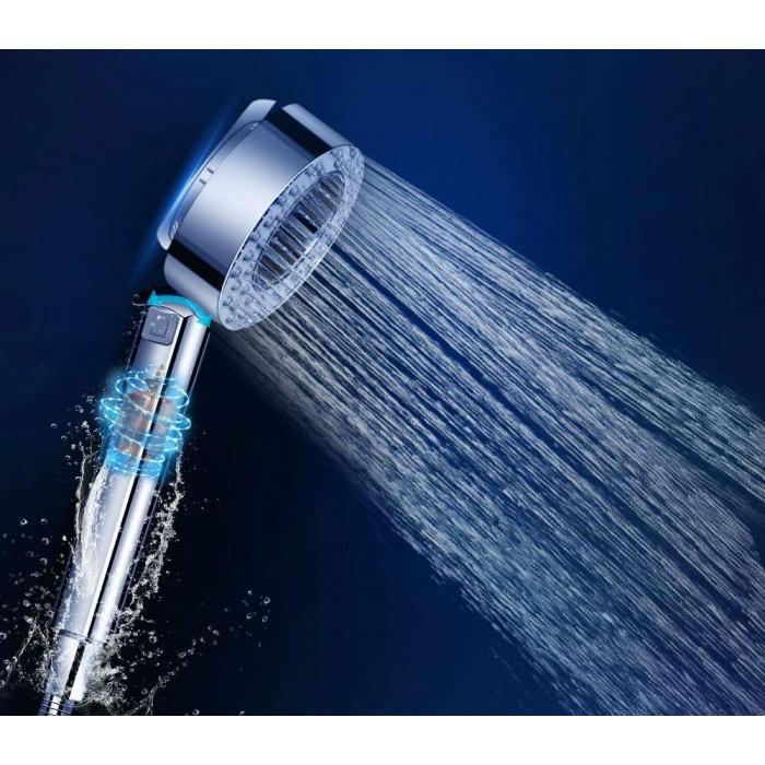 Двусторонняя душевая лейка Multifunctional Faucet 3 режима полива Оригинал